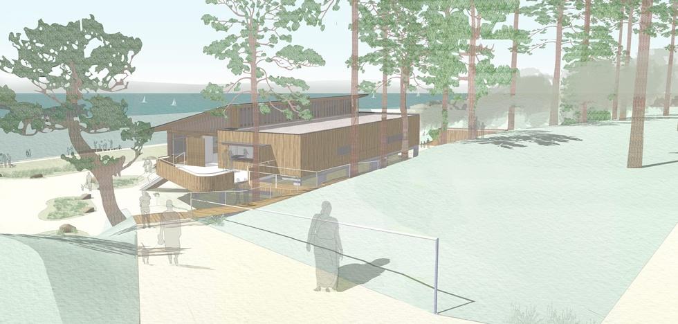 £2.7M Visitor Centre Investment